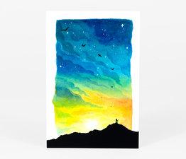 Silhouette Skyline #9