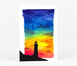 Silhouette Skyline #10
