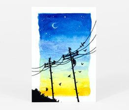 Silhouette Skyline #11