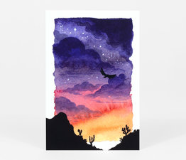 Silhouette Skyline #13