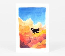 Silhouette Skyline #14
