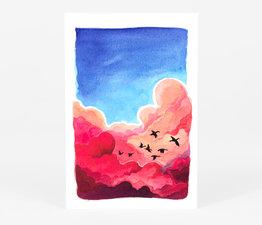 Silhouette Skyline #21