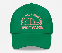 Mac's Book Club Show Kid's Hat