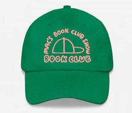 Mac's Book Club Show Kid's Hat