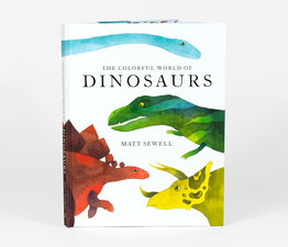The Colorful World of Dinosaurs