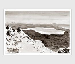 Paulina Peak, Newberry National Volcanic Monument