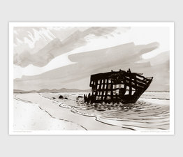 Wreck of the Peter Iredale, Warrenton