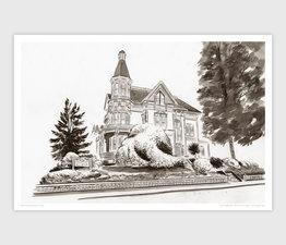 Flavel House Museum, Astoria