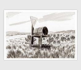 Mailbox, Crane