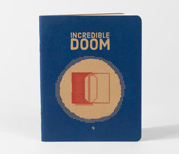 Incredible Doom Issue 4