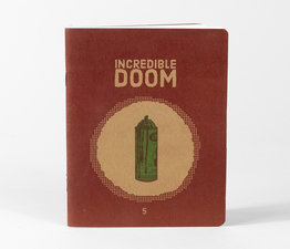 Incredible Doom Issue 5