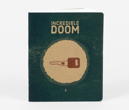 Incredible Doom Issue 6