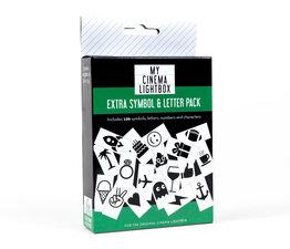 Extra Symbol & Letter Pack
