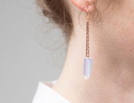 Dagger Shaped Sea Opal