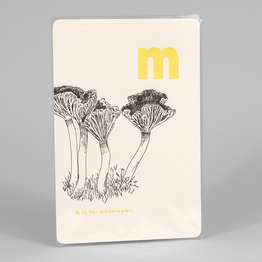 M is for Mushrooms