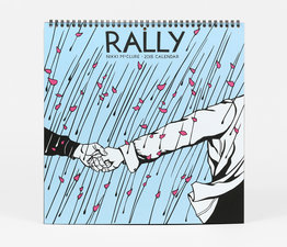 Rally: 2018 Wall Calendar