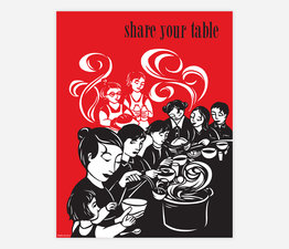 Share Your Table