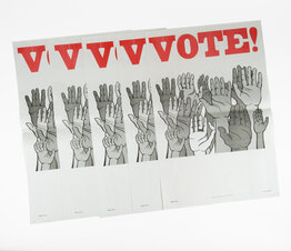 Vote! Posters
