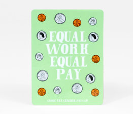 Equal Work, Equal Pay