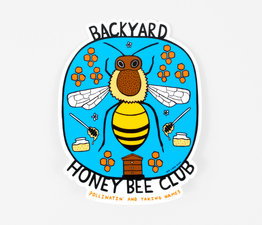 Backyard Honey Bee Club