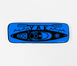 Yak Kayaking