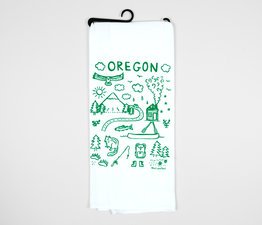 Oregon Icons