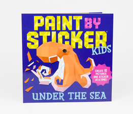 Paint By Sticker Kids: Under the Sea