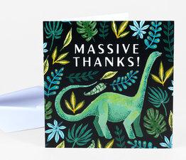 Massive Thanks Dino