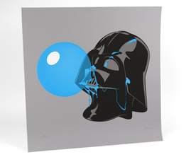 Glow In the Dark Darthpopstar