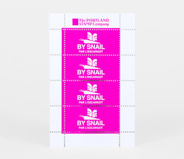 By Snail (Escarglo Purple)