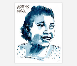 Memphis Minnie - The Blues