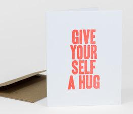 Give Yourself a Hug
