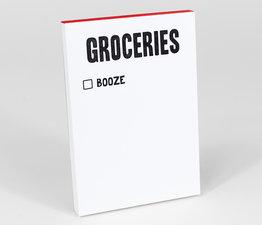 Groceries / Booze