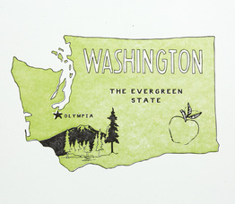 Washington: The Evergreen State
