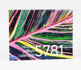 Radical Jewish Calendar 5781