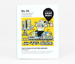 No. 1: The Future of Getting Around Portland