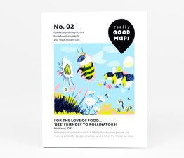 "No. 2: For the Love of Food... ""Bee"" Friendly to Pollinators"