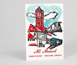 All Aboard : Union Station