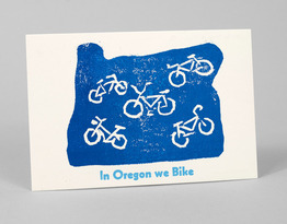 In Oregon, We Bike