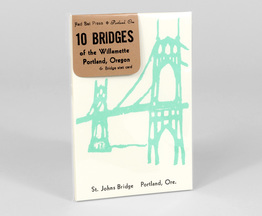 Ten Bridges of the Willamette