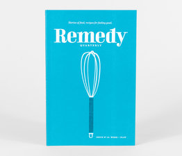 Remedy Quarterly No. 21: Work + Play