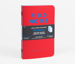 Resolution Field Notes