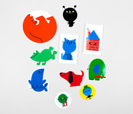Rilla Sticker Pack