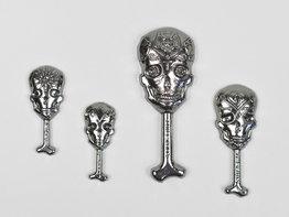 Calavera (Skull) Measuring Spoons