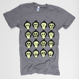 Faces of Death Skulls