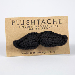 Black Plushtache
