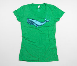 Ladies' Blue Whale