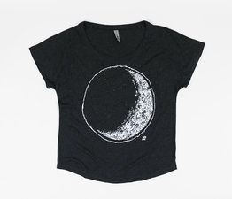 Ladies' Crescent Moon