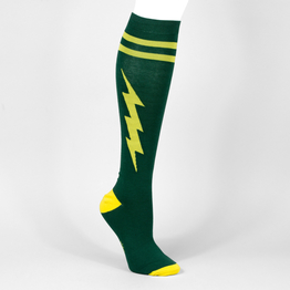 Super Hero: Green and Gold