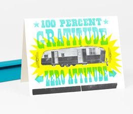 100 Percent Gratitude
